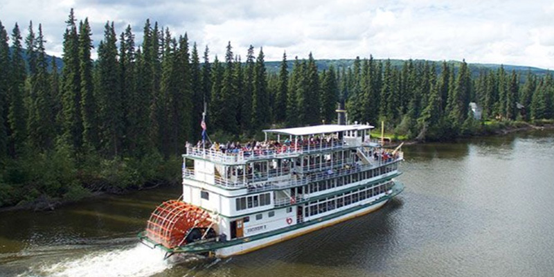 Azamara Club Cruises Alaska Land & Sea Package