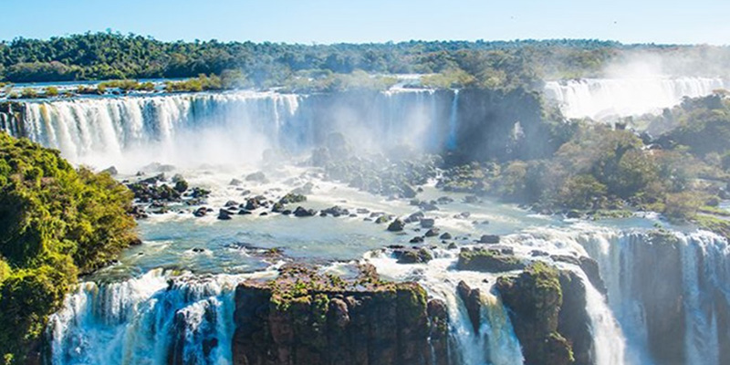 Azamara Club Cruises South America and Iguazu Falls Land & Sea Package